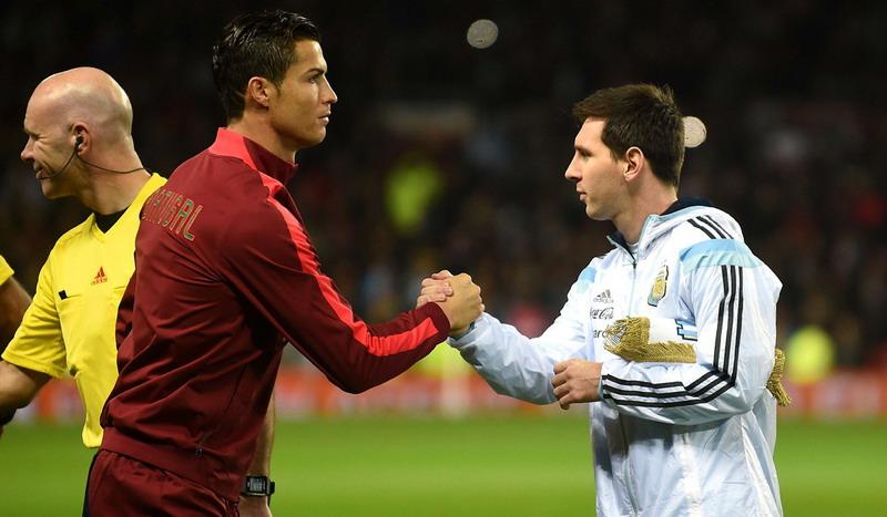 Akhirnya, Messi Akui Kehebatan Ronaldo