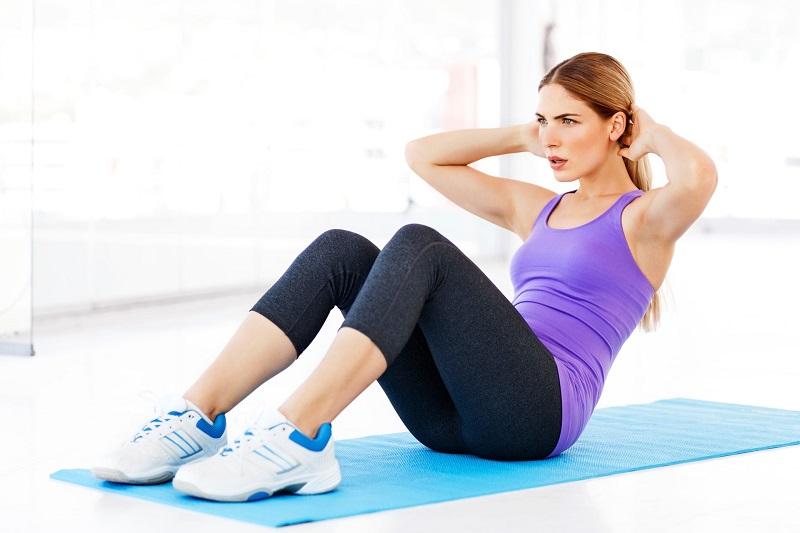 Sit Up | olahraga mengecilkan perut