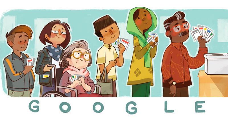 https: img.okeinfo.net content 2019 04 17 207 2044643 usung-tema-pemilu-google-doodle-rayakan-indonesia-elections-2019-77MZUWqUuB.jpg