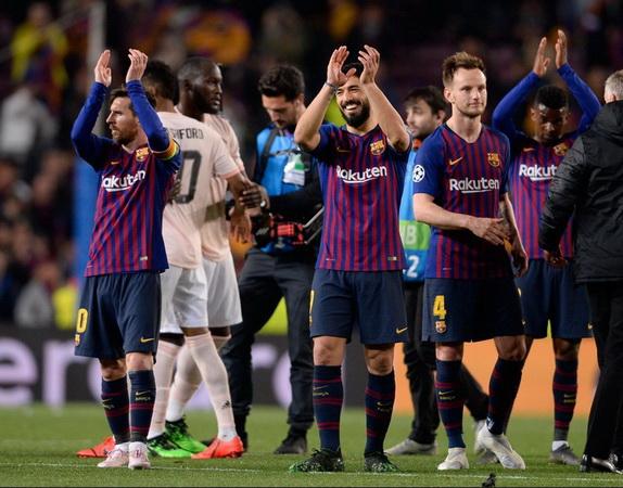 Klub Kuat Rontok, Peluang Barcelona Juarai Liga Champions ...