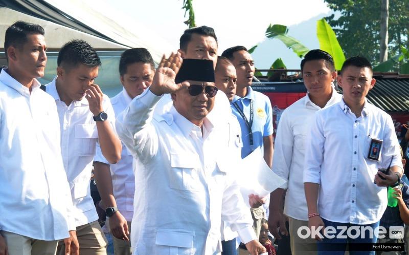 Prabowo Subianto Ingin Menggaji Penegak Hukum Tinggi Agar Tidak Mudah disogok
