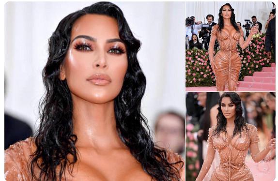 Kim menjelaskan secara blak-blakan alasan ia memasukkan foto-foto tersebut.