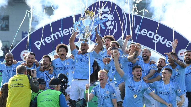 Image result for Man City Diprediksi Mampu Lanjutkan Kejayaan di Liga Inggris Musim Depan