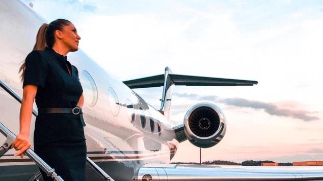Pengakuan Pramugari di Jet Pribadi, Lebih Mudah Stres? : Okezone ...