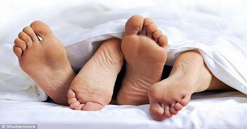 Kepuasan berhubungan seksual berawal dari tubuh dan pikiran yang sehat.