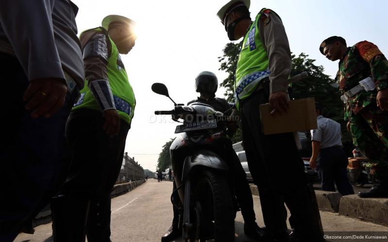 Polisi Sebut Butuh Waktu 4 Hari Terbitkan Surat Tilang