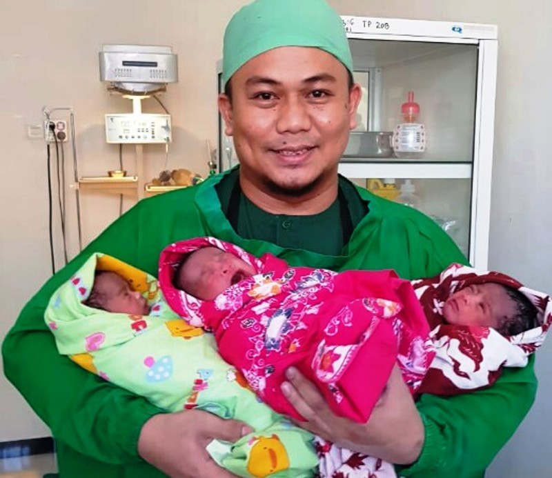 Unik Ibu Ini Rajin Lahirkan Anak Kembar Okezone News