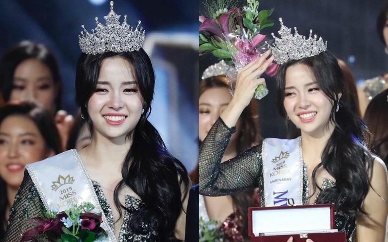 https: img.okeinfo.net content 2019 07 15 194 2079231 gelar-miss-korea-2019-dimenangkan-wanita-dari-amerika-rdjjPqZ2dK.jpg