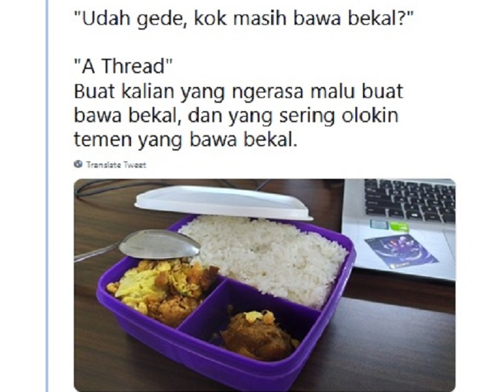 https: img.okeinfo.net content 2019 07 16 298 2079444 kisah-netizen-tetap-bawa-bekal-makanan-meski-sudah-dewasa-jangan-malu-Yzv37sUwxO.jpg