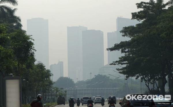 Tingkat pencemaran udara yang tinggi, ternyata bisa dikategorikan sebagai suatu bencana.