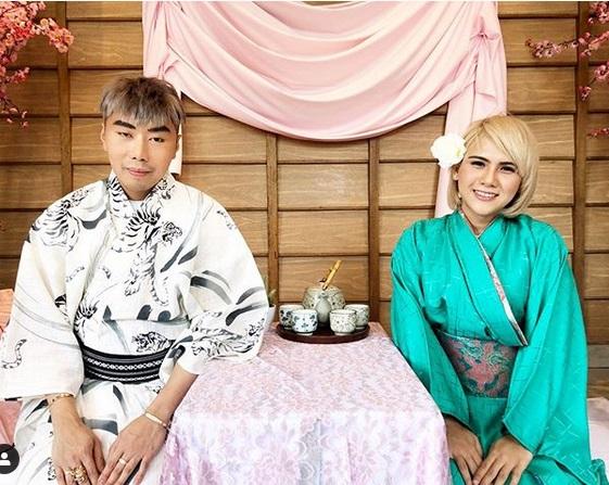 https: img.okeinfo.net content 2019 08 12 194 2091038 makin-lengket-evelin-dan-roy-kiyoshi-kompak-pakai-kimono-hQnIm5PvLl.jpg