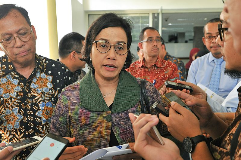 Image result for sri mulyani