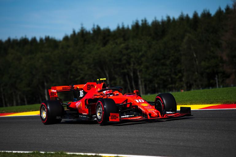 F1 Belgia