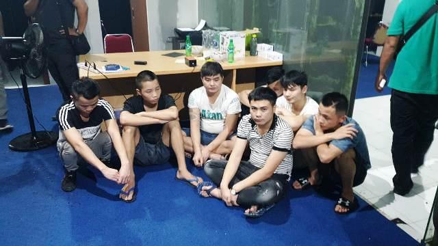 Lakukan Penipuan 47 Wna Asal China Dan Taiwan Ditangkap Polisi