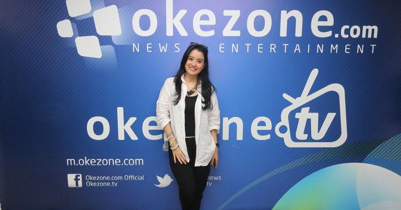 Marcella Zalianty Sayangkan Ricuhnya Demo Mahasiswa di Gedung DPR : Okezone Celebrity