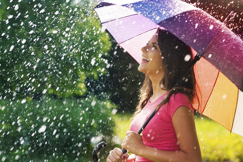 kenapa hujan identik dengan galau ini penjelasan ilmiahnya