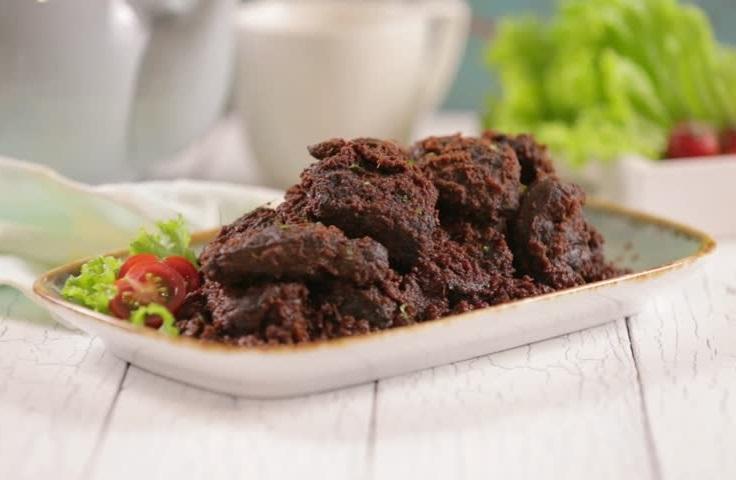 Jadi Makanan Terlezat Di Dunia Chef Asal Malaysia Akui Rendang