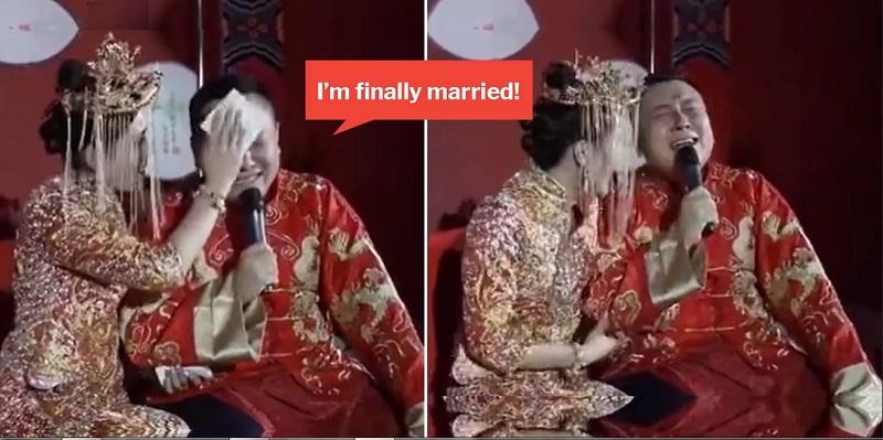 https: img.okeinfo.net content 2019 11 01 196 2124589 tak-berhenti-menangis-pria-ini-akhirnya-menikah-setelah-jadi-pendamping-pengantin-7-kali-Q0hTLhl6Pl.jpg
