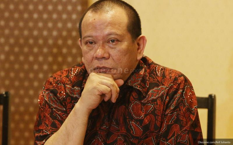 La Nyalla Minta Senator DPD Gencar Angkat Persoalan Daerah ...