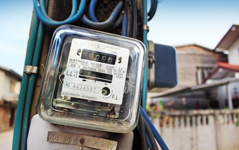 Meteran listrik