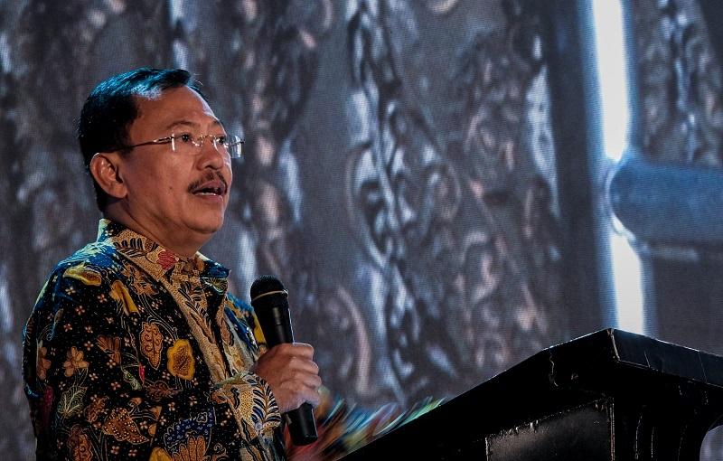 Indonesia, terutama di 19 daerah yang menerima penerbangan langsung dari China.