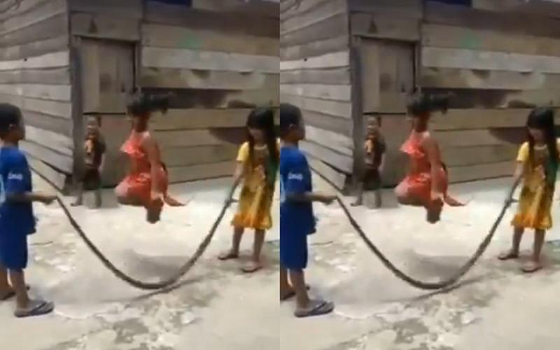 https: img.okeinfo.net content 2019 11 21 337 2132490 viral-anak-anak-main-lompat-tali-dari-ular-Pox9EIVDDm.jpg