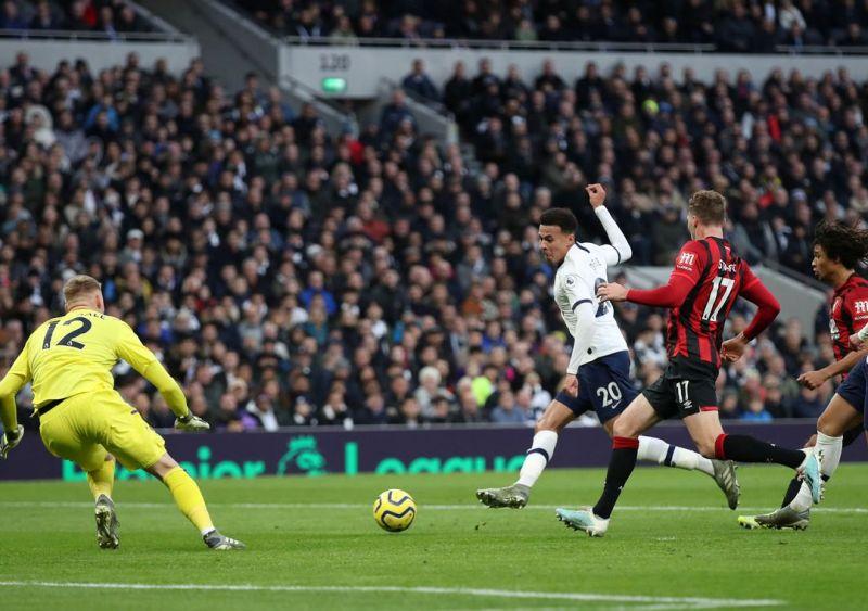 Tottenham 3-2 Bournemouth