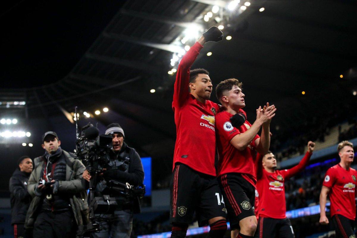Menangi Derby Manchester Legenda Man United Ada Sebuah