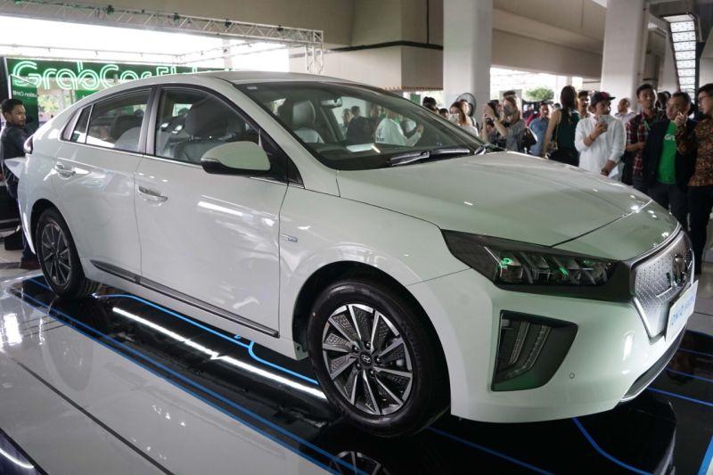 Intip Spesifikasi Lengkap Hyundai Ioniq Mobil Listrik Harga Murah News On Rcti