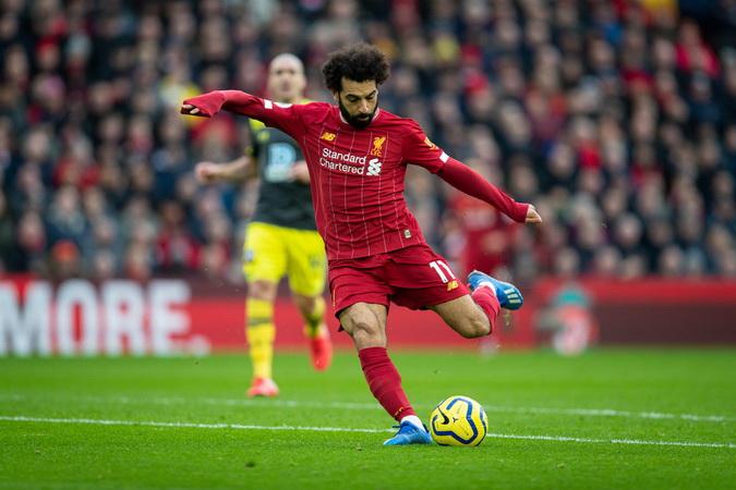 Top Skor Liga Inggris Mohamed Salah Mulai Mendekat Ke Puncak