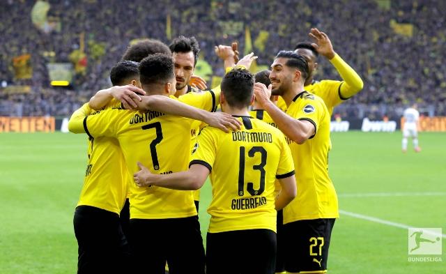Dortmund vs Freiburg, Die Borussen Amankan Poin Penuh di ...