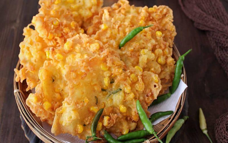 camilan malam spesial resep bakwan jagung kriuk trrbfdFNij Resep Indonesia CaraBiasa.com