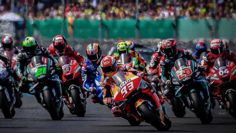 Game MotoGP 2020