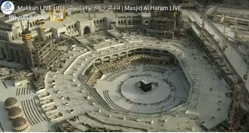 Situasi Terkini Di Masjidil Haram Dan Masjid Nabawi Setelah Ada
