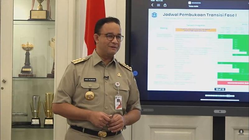 PSBB Jakarta Diperpanjang, Taman Rekreasi Indoor & Outdoor Dibuka ...