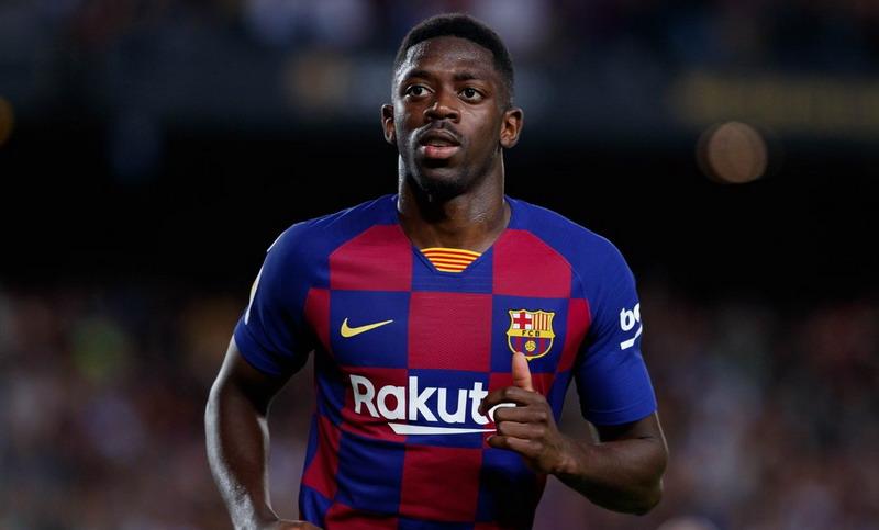 Berperan Penting di Barcelona, Dembele Diharapkan Segera Pulih ...