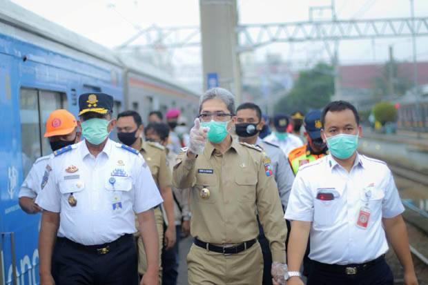 Kasus Positif Corona di Bogor Mayoritas dari Klaster Fasilitas Kesehatan dan Toko Bangunan