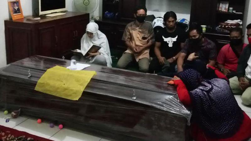Editor Metro TV Tewas  Dibunuh di Toll Pesanggrahan