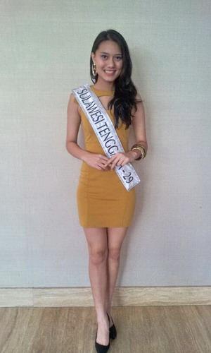 Badan 33 Finalis Miss Indonesia 2013 Menakjubkan! | SUROPEJI WEB ID