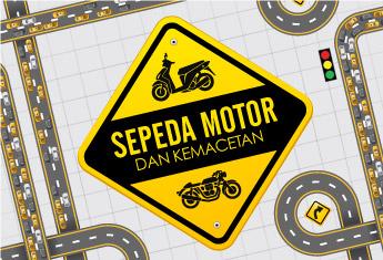 Sepeda Motor dan Kemacetan