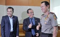 Raih Anugerah Tanda Jasa Tertinggi di Kepolisian