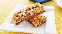 <i>Almond Bar Cookies</i>