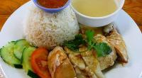 Nikmatnya Ayam Hainan