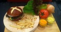 <i>Burger</i> Terbaru dari Wendy's