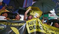 Pemimpin Hong Kong Pro-Beijing Dituntut Mundur