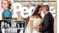 Foto Foto Pernikahan George Clooney Amal Alamuddin