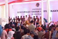 Jokowi ke Pemda: Percepat Program Sertifikat Tanah, Jangan Ada yang Main-Main!