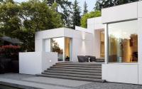 Desain Rumah Kekinian, Minimalis namun Elegan, Interiornya seperti Galeri Seni!