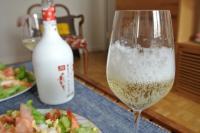 <i>Yummy</i>! Makan Sushi Jadi Lebih Lezat Ketika Dipasangkan dengan Sparkling Wine Ini