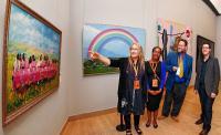 18 Seniman Indonesia Beraksi dalam Pameran International Art Biennale di Beijing